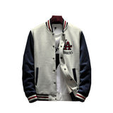 Casual Baseball Uniform Coat Male