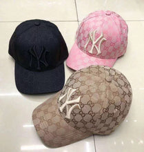 "Load image into Gallery viewer, ""GUCCI ME"" NYC HATS"