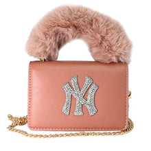 Load image into Gallery viewer, NYC PINK PURSE