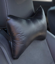 Soft Leather Feel Neck Cushion