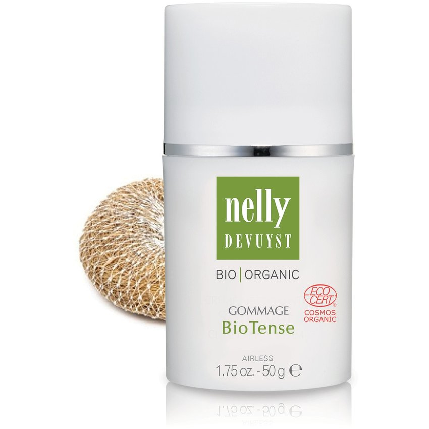 Gommage BioTense Nelly de Vuys Nelly de Vuyst BioOrganic