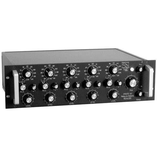 Gyraf Audio Gyratec G14 - Stereo Parallel-Passive Equalizer