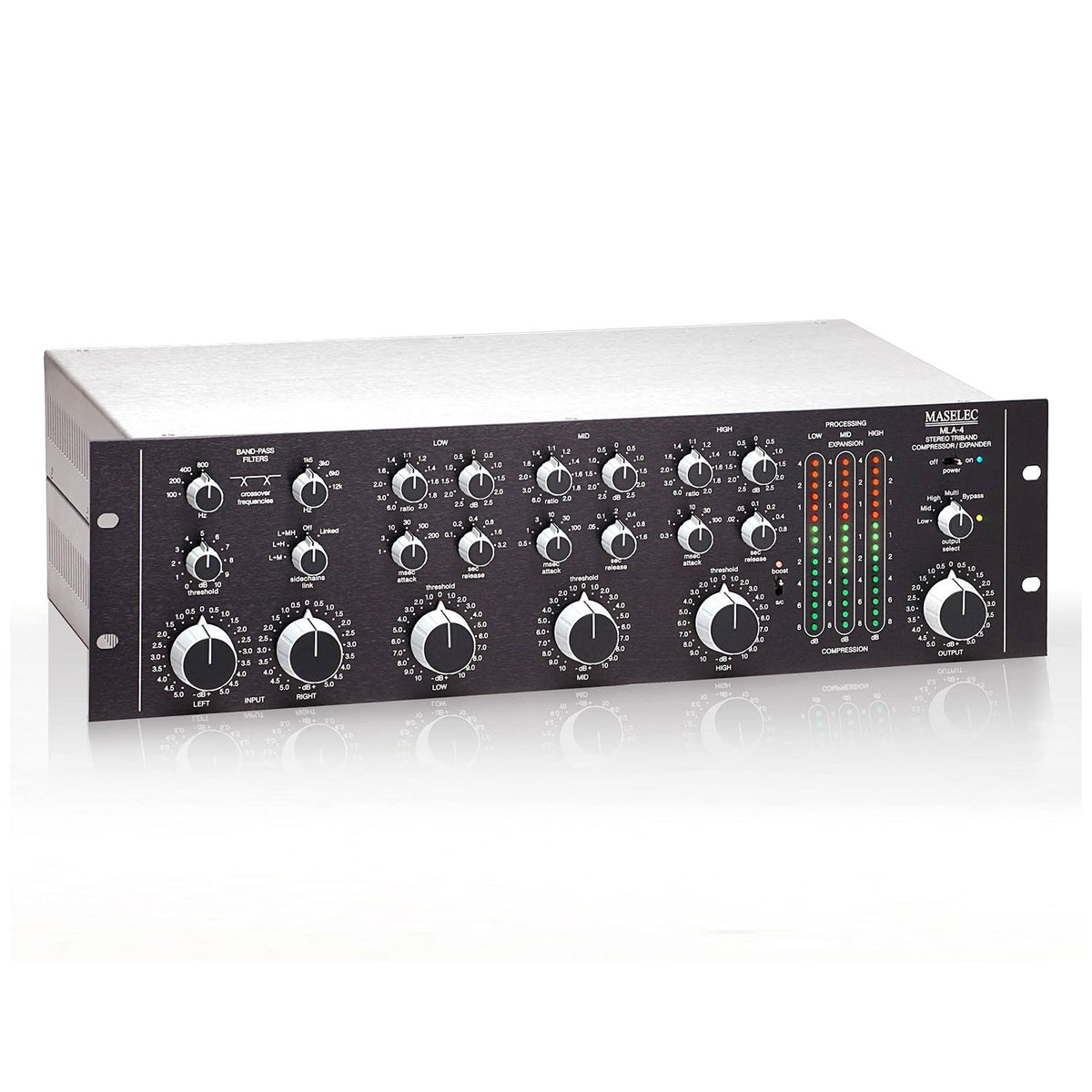 Maselec MLA-4 Multiband Compressor-Expander (OUT OF STOCK)