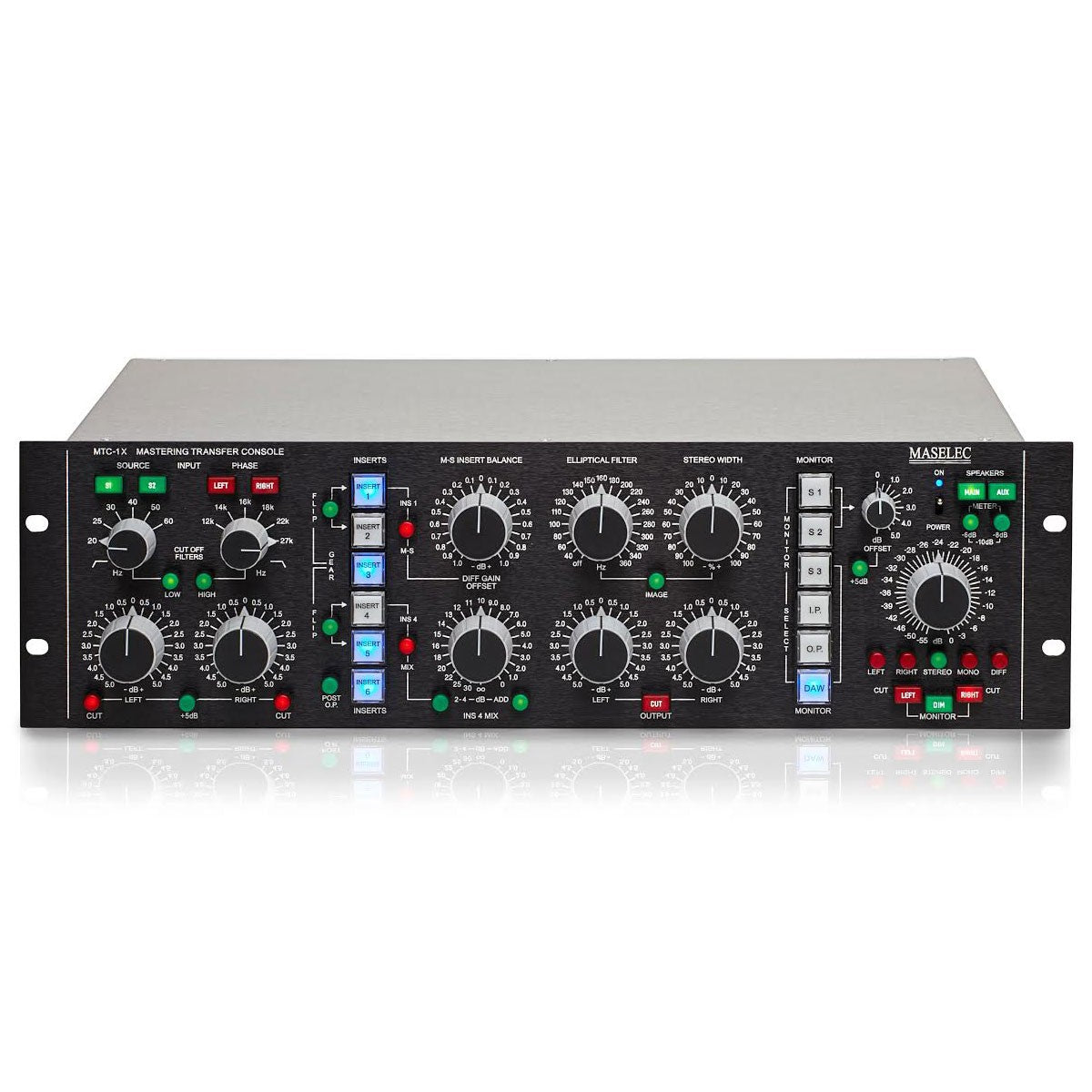 Maselec MTC-1X Stereo Mastering Console (OUT OF STOCK)