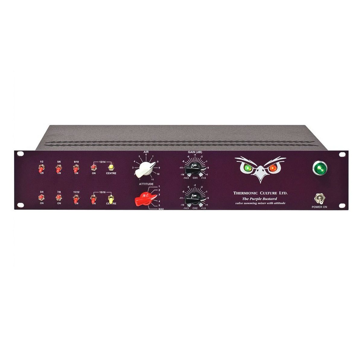 Thermionic Culture Purple Bustard - 16 Channel Summing Mixer