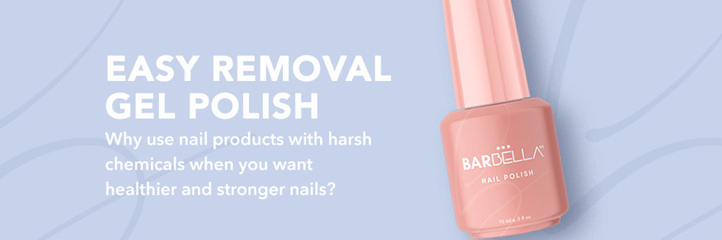 Easy Removal Gel Polish