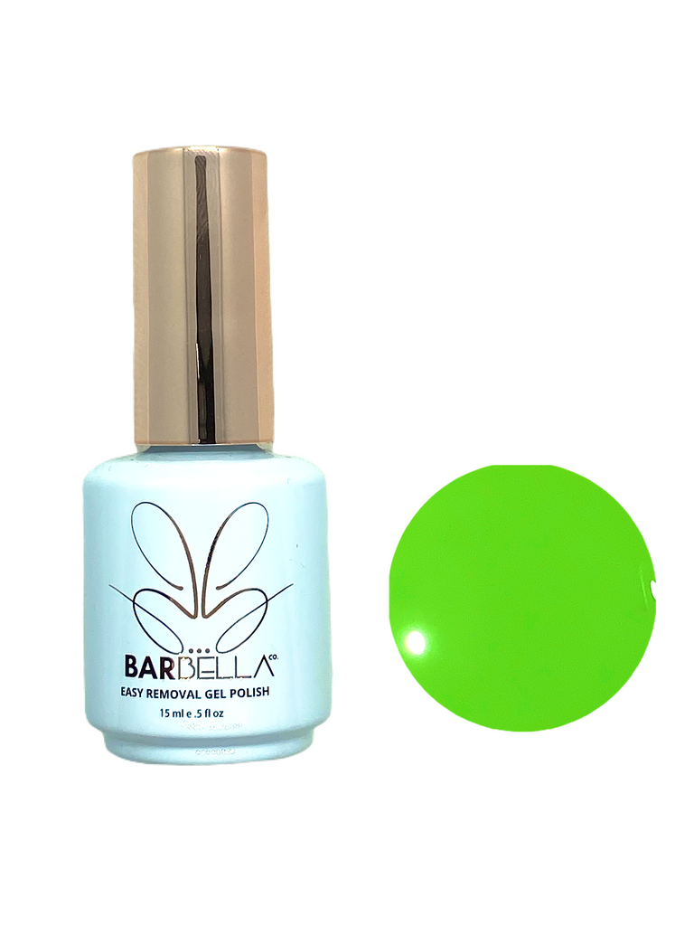 006G-Slime Lime - BarBella Co.