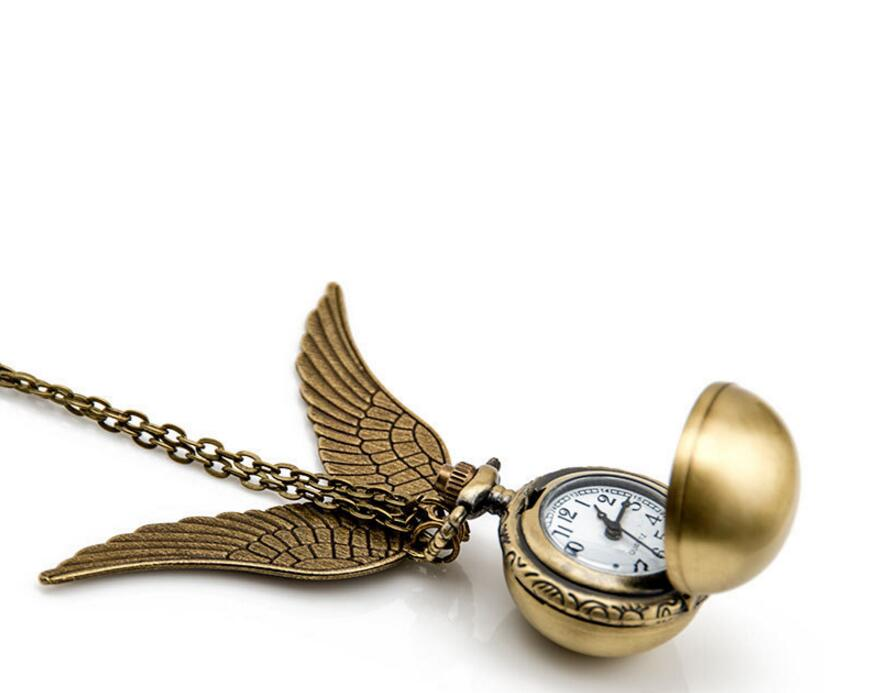 Golden Wings Quidditch Watch