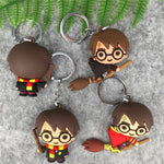 3D Harry Potter Keychain