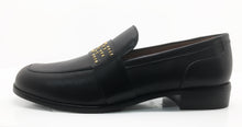 Load image into Gallery viewer, March Loafer - Black Leather- We Rise