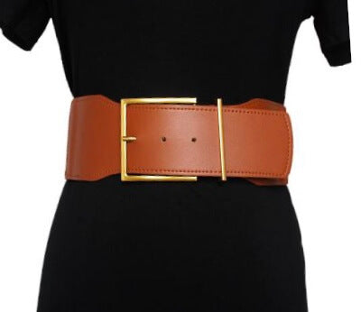 Cin Cin Belt: Brown