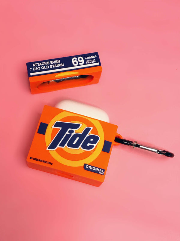 Pod for your Airpod: Tide