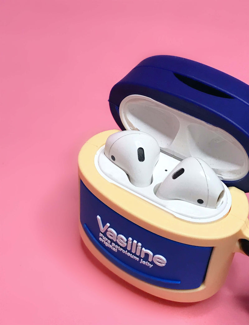 Pod for your Airpod : Vaseline