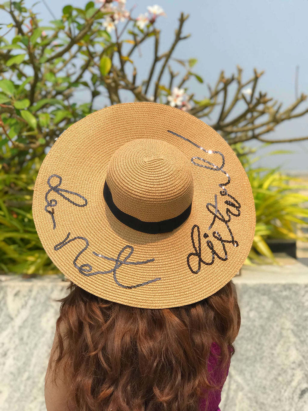 Do Not Disturb Hat: Tan