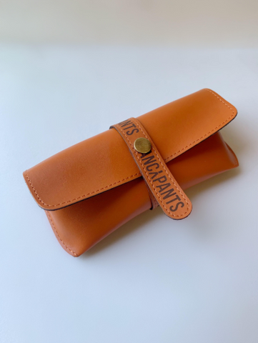 Signature Sunglasses Case