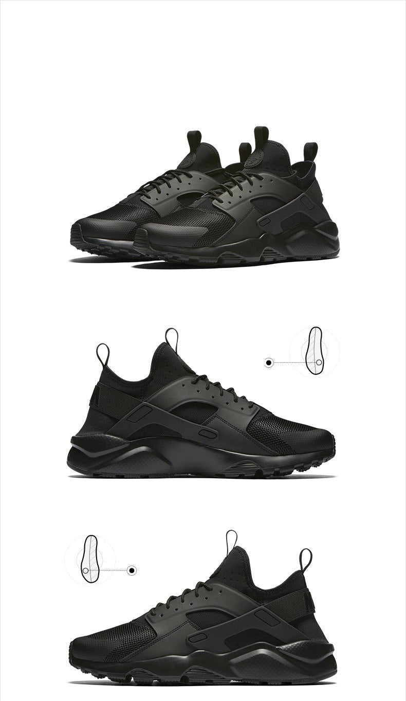buy popular 1ce3c 1a7a5 Original Official NIKE AIR HUARACHE RUN ULTRA Men s Running Shoes Sneakers  819685 Outdoor Ultra Boost Athletic
