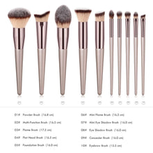 Load image into Gallery viewer, New Women's Fashion Brushes 1PC Wooden Foundation Cosmetic Eyebrow Eyeshadow Brush Makeup Brush Sets Tools  Pincel Maquiagem