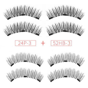 Winged Magnetic Eyelashes Gift Box- 2 pairs- 2 Magnets - 2 styles $19.95 Free Shipping