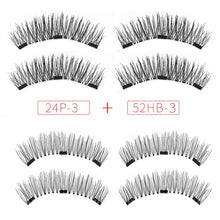 Load image into Gallery viewer, Winged Magnetic Eyelashes Gift Box- 2 pairs- 2 Magnets - 2 styles $19.95 Free Shipping