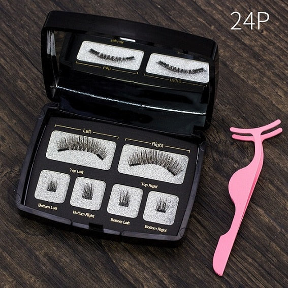 Magnetic Eyelashes Gift Box - 5 Styles to available $19.95 Free Shipping