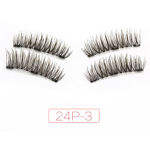 Magnetic Eyelashes - 3 magnets and Applicator $9.95