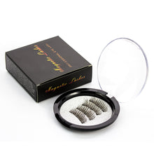 Load image into Gallery viewer, Magnetic Eyelashes - 4 styles - 3 magnets with Applicator $19.95 Free Shipping