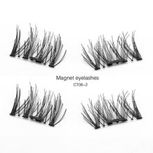 Load image into Gallery viewer, Single Magnetic Eyelashes 4 Pieces 3 Styles $8.95 Free Shipping