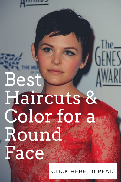 best hairstyles for a round face shape, haircuts for round faces, pixie haircut, pixie cute, short hair
