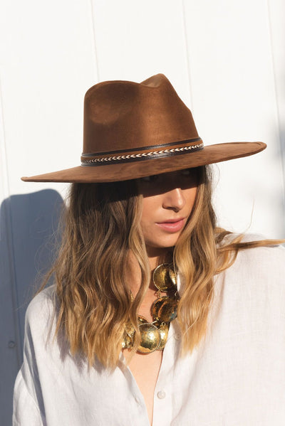 Cognac Rancher-Hats-ShopNorthAuthentic