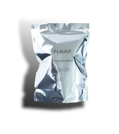 Flaunt Organic Cleansing Wipes-Face-ShopNorthAuthentic