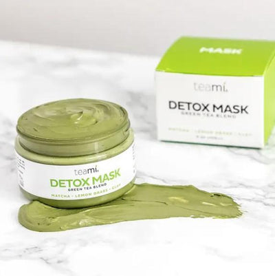 Green Tea Detox Mask-FACE-ShopNorthAuthentic