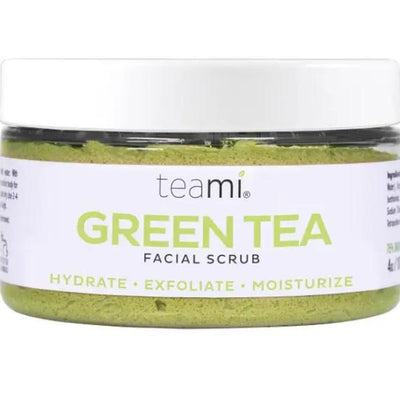 Green Tea Face Scrub-Face-ShopNorthAuthentic