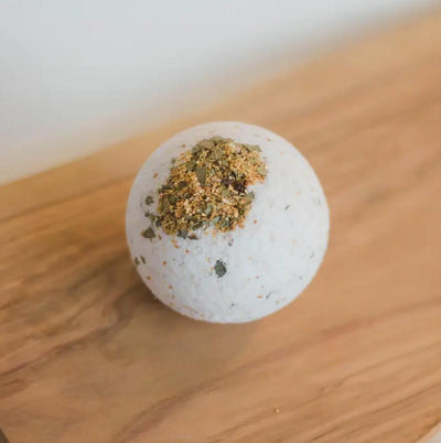 Lemon Eucalyptus Bath Bomb-Bath-ShopNorthAuthentic