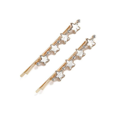 MARKDOWN-Star Hair Pin Set-Barrette-ShopNorthAuthentic