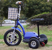 Load image into Gallery viewer, 3 Wheel Electric Scooter-SP-Z04 Preorder (Free Shipping)