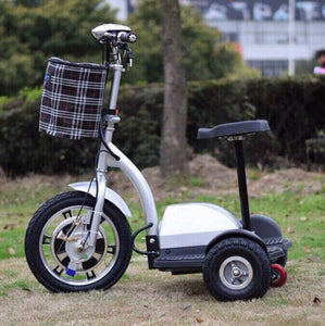 3 Wheel Electric Scooter-SP-Z04 Preorder (Free Shipping)