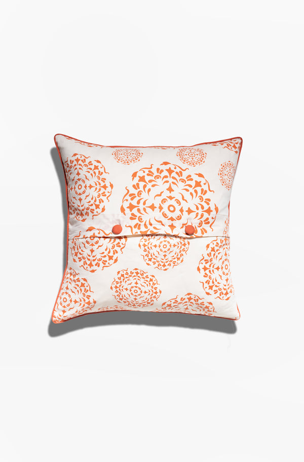 Cushion Cover - Universe Orange - GAYA ALEGRIA