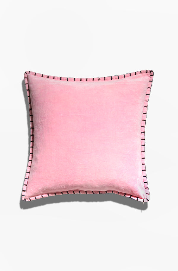 Cushion Cover - Baldu Soft Pink - GAYA ALEGRIA