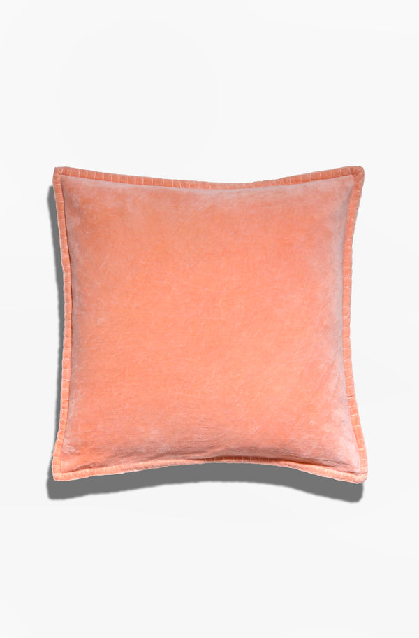 Cushion Cover - Baldu Salmon - GAYA ALEGRIA