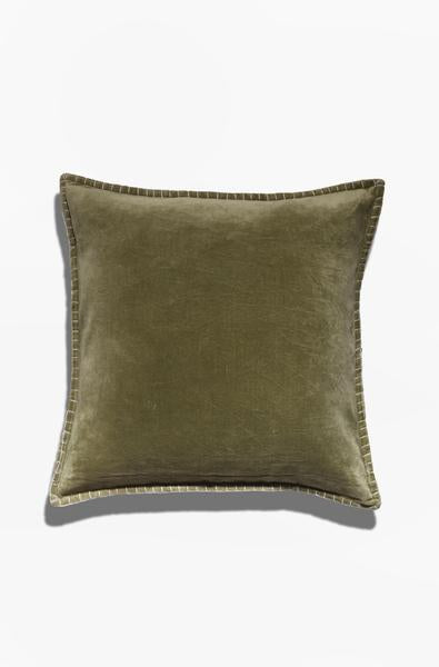 Cushion Cover - Baldu Moss Green