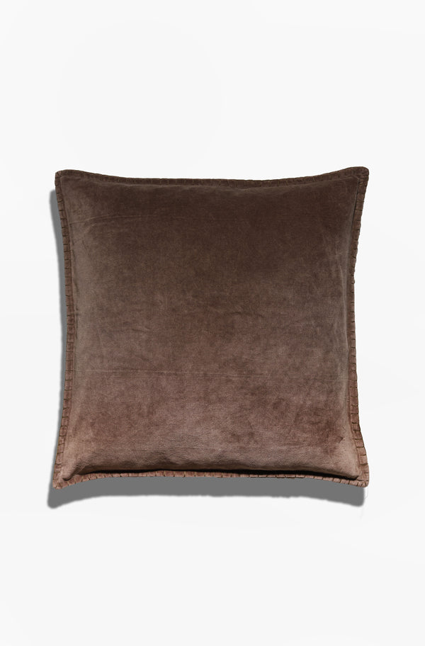 Cushion Cover - Baldu Cedar Brown