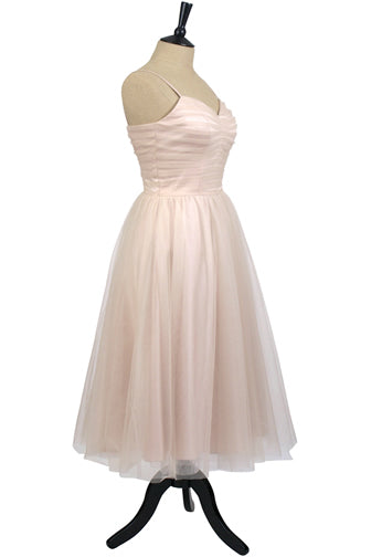 Cute sweet bridesmaid dress