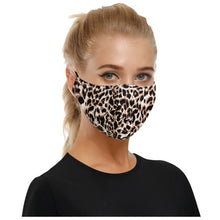 Load image into Gallery viewer, Creative Animal Print Mask