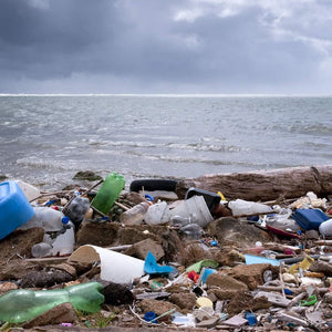 GREAT PACIFIC GARBAGE PATCH IS NOW THREE TIMES THE SIZE