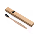 Bamboo Handle Toothbrush Soft Bristles