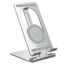 Load image into Gallery viewer, Universal Wireless Charging Tablet Stand