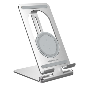 Universal Wireless Charging Tablet Stand