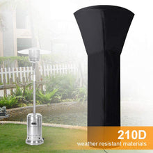 Load image into Gallery viewer, Protective Cover For Patio Heater With Zipper Waterproof Dustproof Snowproof