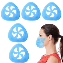 Load image into Gallery viewer, NEW 3D Easy-breathing Food Grade Silicone Mask Holder