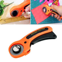 Load image into Gallery viewer, 45mm Round Cutters Sewing Rotary Cloth/Quilting Rotary Cutters
